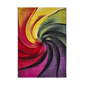 Koberec Think Rugs Sunrise Twirl, 120 x 170 cm