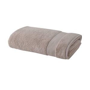 Béžový bavlnený uterák Bella Maison Simple, 50×90 cm