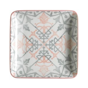 Sada 6 servírovacích tanierov Culinary Delight Ornament, 12,5×12,5 cm