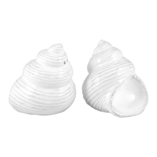 Soľnička a korenička Athezza Seashell