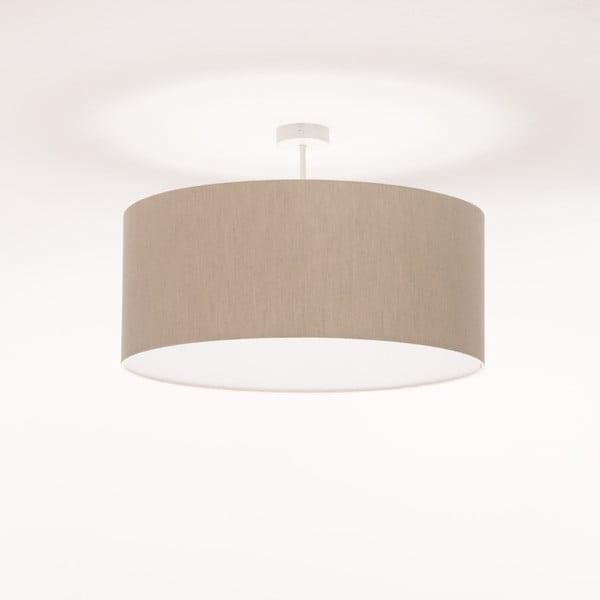 Krémové stropné svetlo 4room  Artist, Ø 60 cm