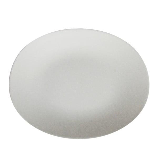 Fialový dezertný tanier Entity, 21cm