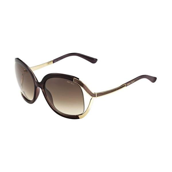 Slnečné okuliare Jimmy Choo Beatrix Gold Brown/Brown