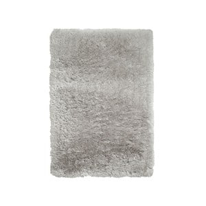 Koberec Polar 60x120 cm, svetlosivý