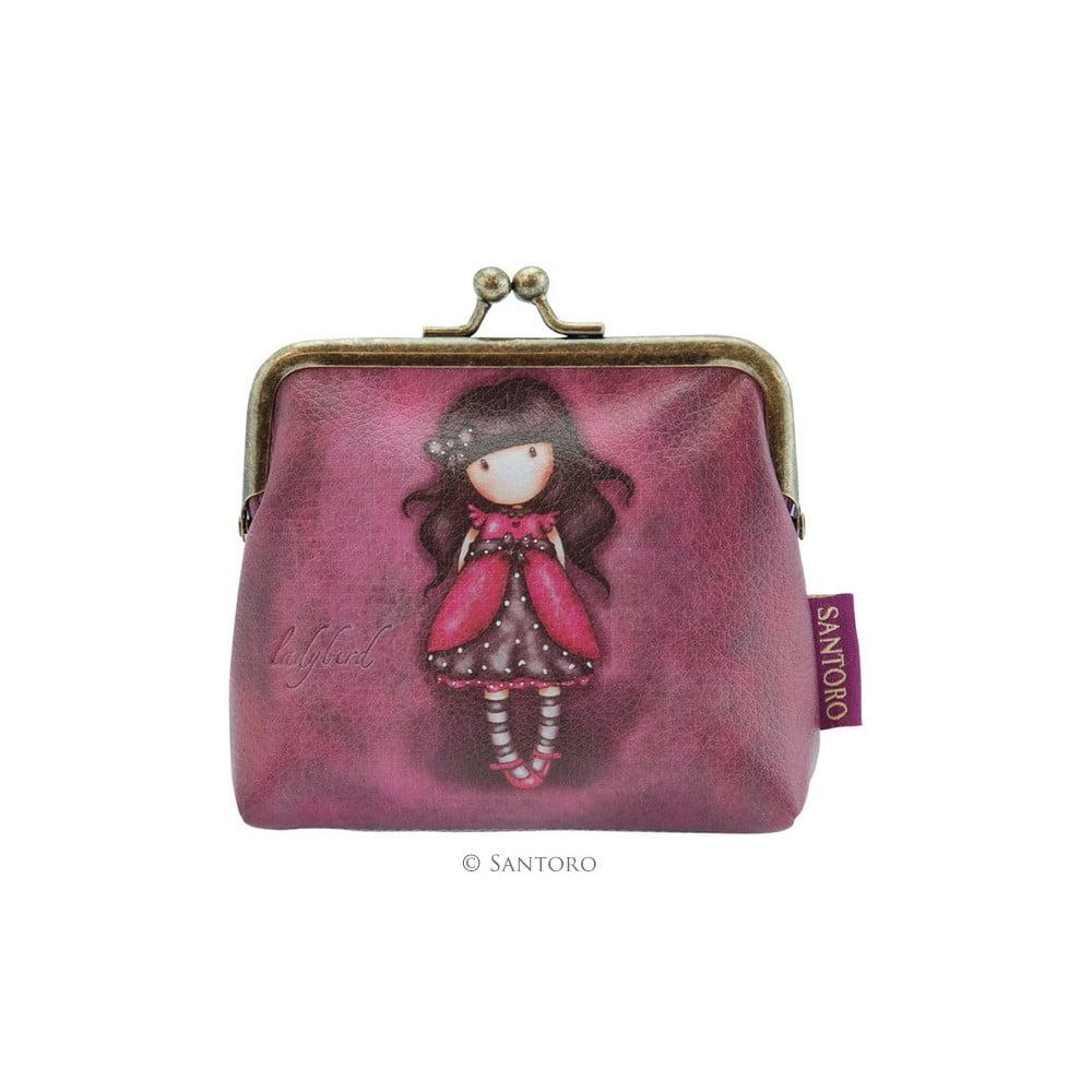 Fialová listová kabelka Santoro London Ladybird  24696e4bb0e