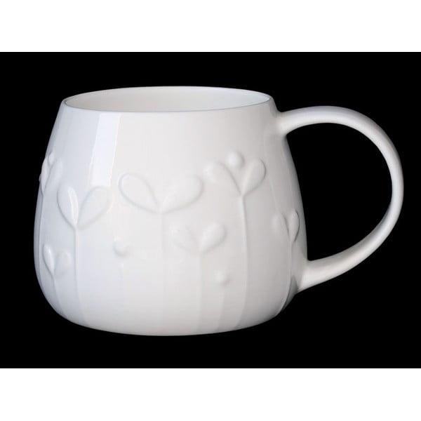 Hrnček z kostného porcelánu Tulip Petal