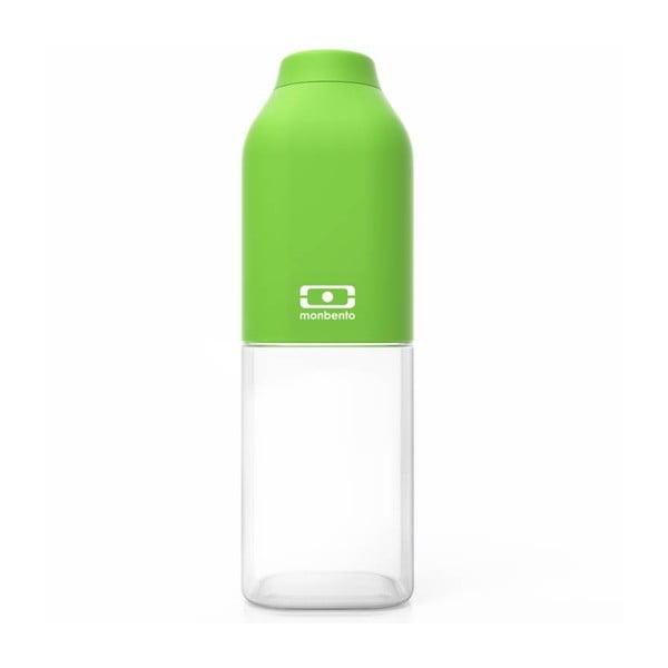 Zelená fľaša Monbento Positive, 500 ml