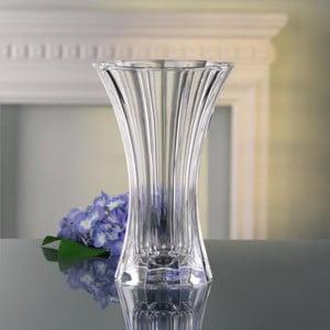 Váza z krištáľového skla Nachtmann Saphir, 21 cm
