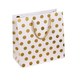 Darčeková taška Tri-Coastal Design Lovely Dots