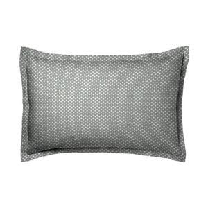 Obliečky na vankúš Topos Negative Gris, 50x70 cm