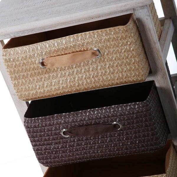 Komoda s 3 zásuvkami Confort, 40x58 cm