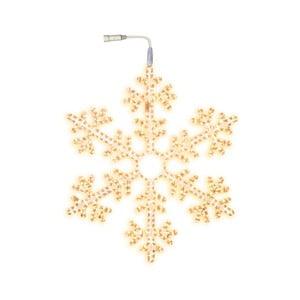 Svietiaca hviezda Best Season Warm Snowflake, Ø 100 cm