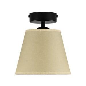 Béžové stropné svietidlo Sotto Luce IRO Parchment, ⌀ 16 cm