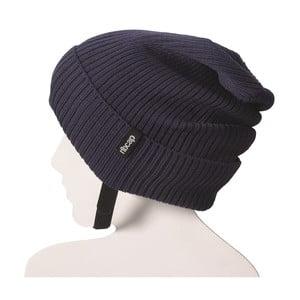 Modrá čapica s ochrannými prvkami Ribcap Lenny, veľ. L