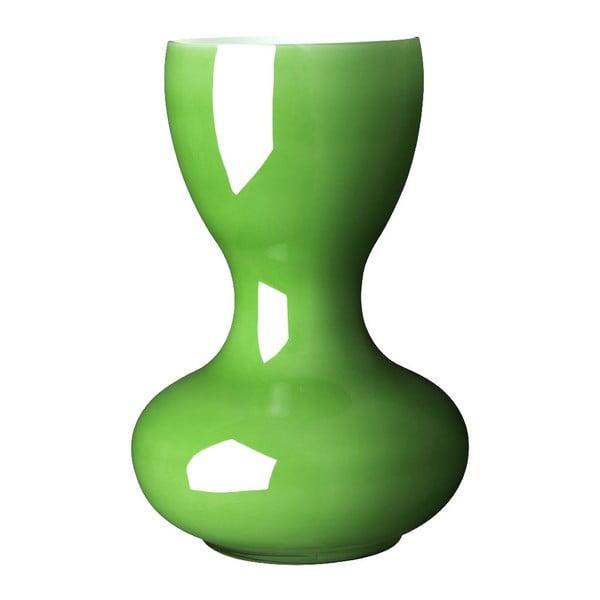 Váza Ballone 20 cm, zelená