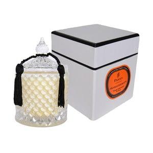 Sviečka s vôňou pomaranča Park Candles London v ozdobnej sklenenej nádobe