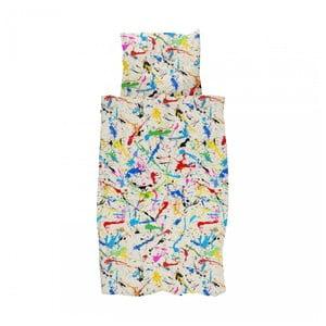 Obliečky Snurk Splatter,140x200cm
