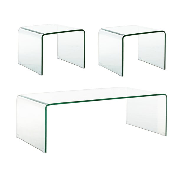 Set 3 stolíkov Vanity