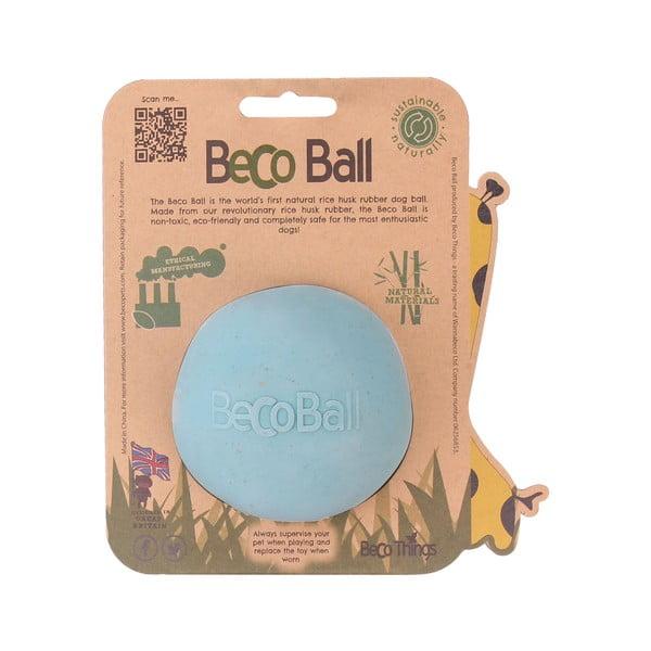 Loptička Beco Ball 7.5 cm, modrá