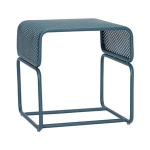 Zelená železná stolička Hübsch Miro