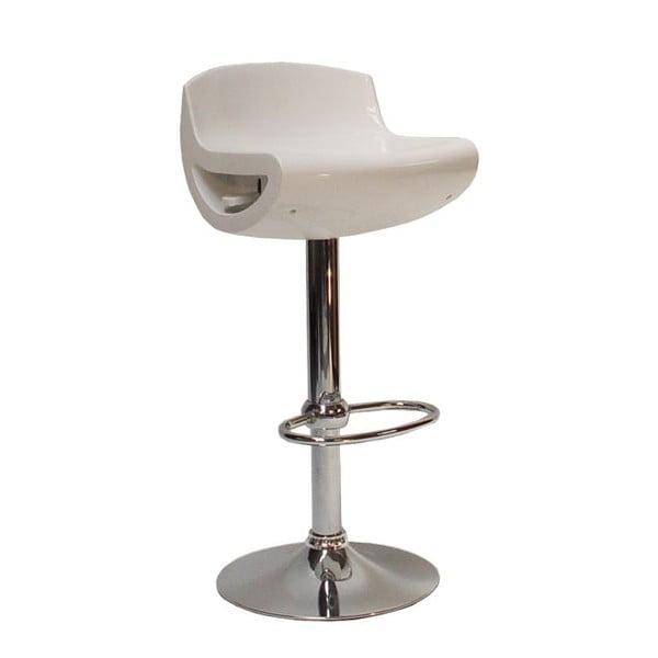 Barová stolička Roxi White