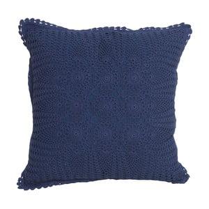 Modrá obliečka na vankúš Opjet Jules, 40x40 cm