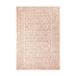 Béžový koberec Mint Rugs Diamond Details, 133 x 195 cm