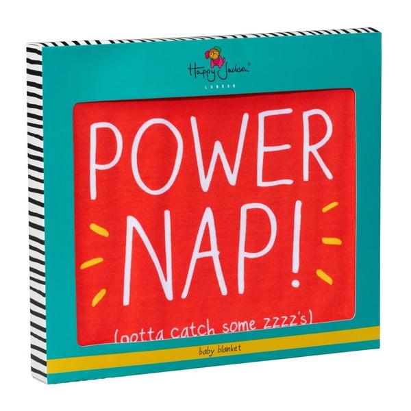 Detská deka Happy Jackson Power Nap