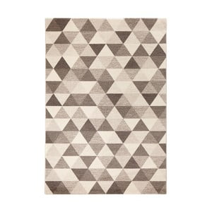 Béžový koberec Mint Rugs Diamond Triangle, 200 x 290 cm