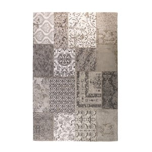 Sivo-hnedý koberec La Forma Spiros, 160x230 cm