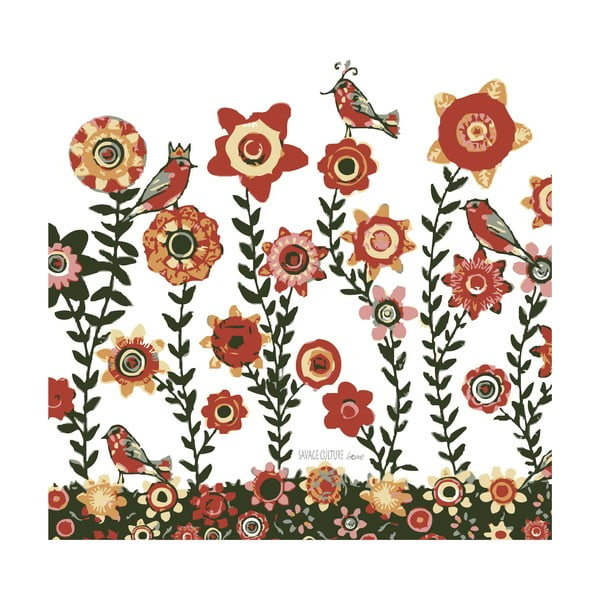 Obliečky Anouska Verde, 200x200 cm