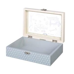 Krabička na šitie Sewing Box, 22x17 cm
