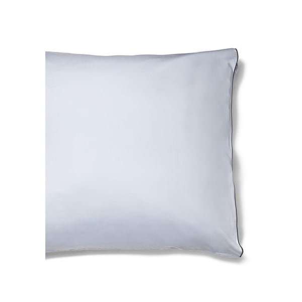 Svetlomodrá obliečka na vankúš Casa Di Bassi Basic, 65x65 cm