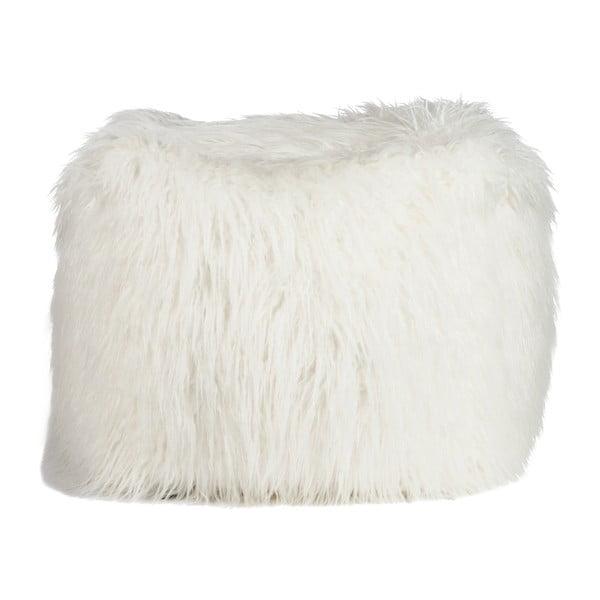 Vak na sedenie Bean Bag Fur Beige
