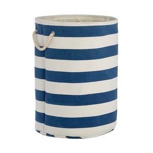 Modro-biely kôš na bielizeň Premier Housewares Sailor