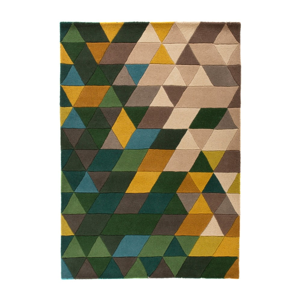 Vlnený koberec Flair Rugs Prism, 120 x 170 cm