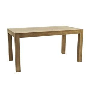 Dubový jedálenský stôl Sims, 150x80 cm