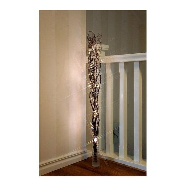Svietiaca LED dekorácia Willow 60 Brown