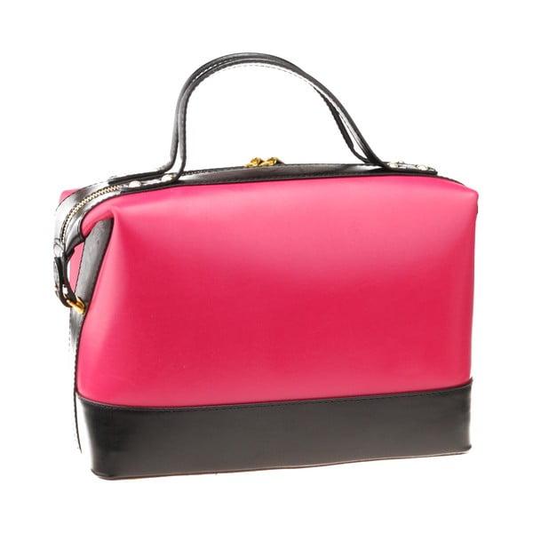 Ružová kabelka Matilde Costa Parrotia