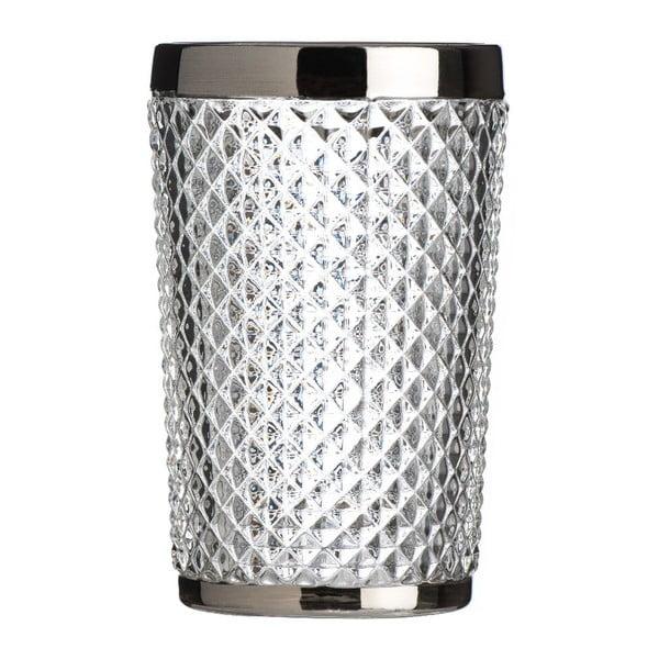 Vyšší pohár Silver Rimmed