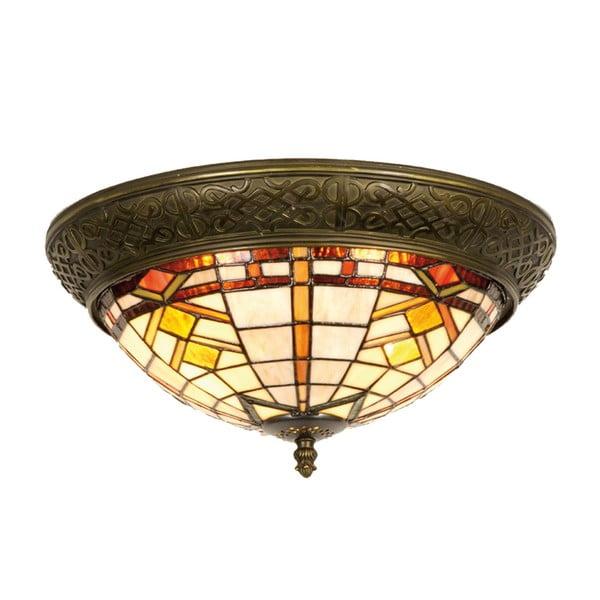 Tiffany stropní svetlo Plafon