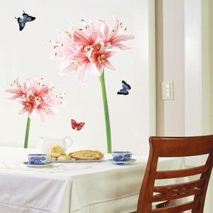 Sada samolepiek Ambiance Lilly Flower