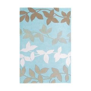 Koberec Asiatic Carpets Harlequin Vine Duckegg, 90x150 cm