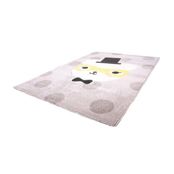 Detský koberec Nattiot Sweet Polka, 120x170cm
