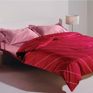 Sada obliečok a plachty Spotty Pink, 160x220 cm