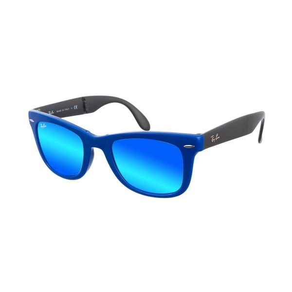 Slnečné okuliare Ray-Ban Wayfarer Azul Royal Gris
