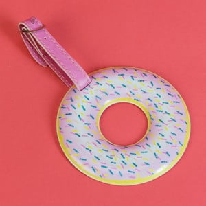 Ceduľka na cestovný kufor Just 4 Kids Donut