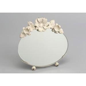 Zrkadlo Flower, 20x20 cm