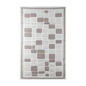 Koberec Cream Tiles, 80×150cm