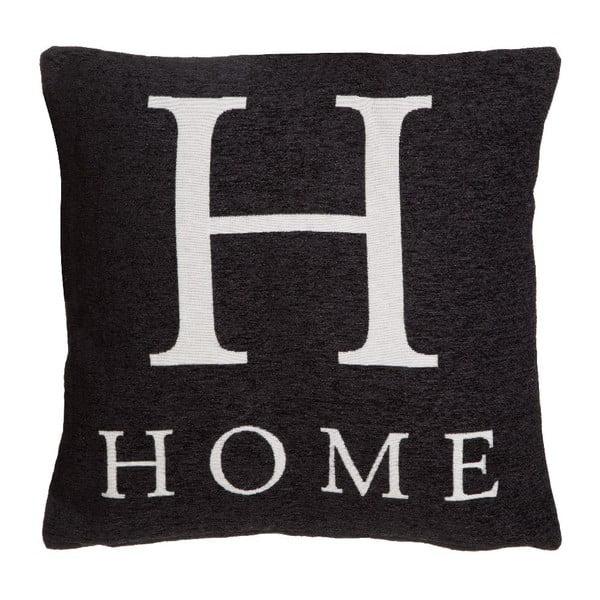 Vankúš Premier Housewares Home Black, 45 x 45 cm